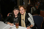 Broadway's Madeleine Martin and GL Marj Dusay at 22nd Annual Broadway Flea Market & Grand Auction to benefit Broadway Cares/Equity Fights Aids on Sunday, September 21, 2008 in Shubert Alley, New York City, New York. (Photo by Sue Coflin/Max Photos)