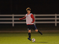 Lakewood Ranch, FL : The US Soccer U-17 MNT trains at the Premiere Sports Complex during the Men's Youth National Team Summit in Lakewood Ranch, Fla., on January 3, 2018. (Photo by Casey Brooke Lawson)