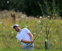 Max Orrin (ENG) on the 2nd during Round 1 of the Bridgestone Challenge 2017 at the Luton Hoo Hotel Golf &amp; Spa, Luton, Bedfordshire, England. 07/09/2017<br /> Picture: Golffile | Thos Caffrey<br /> <br /> <br /> All photo usage must carry mandatory copyright credit     (&copy; Golffile | Thos Caffrey)