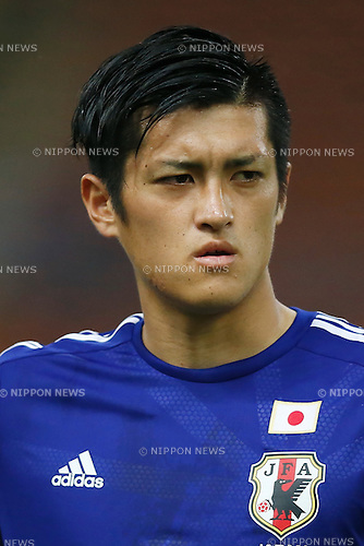 Takumi Minamino (JPN), MARCH 29, 2015 - Football / Soccer : AFC U-23 Championship 2016 Qualification Group I match between U-22 Japan 2-0 U-22 Vietnam at Shah Alam Stadium in Shah Alam, Malaysia. (Photo by Sho Tamura/AFLO SPORT)