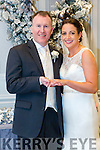 Emma Corkery, Ballyduff, and Martin Fitzgerald,Tralee were married at the Church of the Immaculate conception, Rathass by Fr. Brick on Thursday 29th December 2016 with a reception at the Rose Hotel