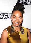 Crystal A. Dickinson.attending the Broadway Opening Night Performance After Party for 'Clybourne Park' at Gotham Hall in New York City on 4/19/2012
