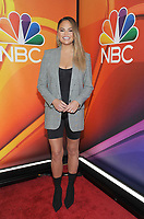 NEW YORK, NY - MAY 09: Chrissy Teigen attends the 2019/2020 NBC Upfront presentation at the Four Seasons Hotel on May 13, 2019in New York City.  <br /> CAP/MPI/JP<br /> ©JP/MPI/Capital Pictures
