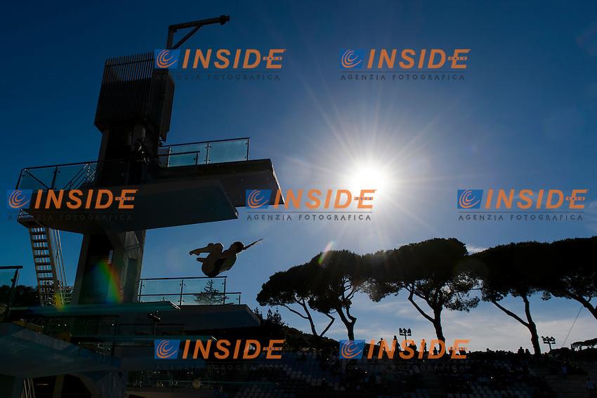 Laura Anna Granelli <br /> 3m Trampolino Donne <br /> Roma 21-06-2016 Stadio del Nuoto Foro Italico Tuffi Campionati Italiani <br /> Foto Andrea Staccioli Insidefoto