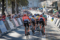 final kilometer <br /> <br /> Stage 2 from Nice to Nice (186km)<br /> <br /> 107th Tour de France 2020 (2.UWT)<br /> (the 'postponed edition' held in september)<br /> <br /> ©kramon