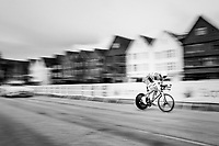 Johan Price-Pejtersen (DEN)<br /> <br /> Men Junior Individual Time Trial<br /> <br /> UCI 2017 Road World Championships - Bergen/Norway