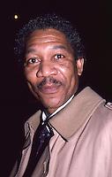Morgan Freeman 1988 by Jonathan Green