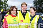 Delia Casey, Emer Corridan and Agnes Rooney pictured at the inaugural Fit For Life night in Beaufort on Wednesday night