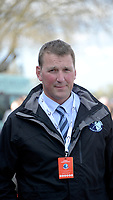 Putney/Mortlake, GREATER LONDON. United Kingdom. 2017 Women's and Men's University Boat Races, held over, The Championship Course, Putney to Mortlake on the River Thames., Umpire, Sir Matthew PINSENT<br /> <br /> Sunday  02/04/2017, <br /> <br /> [Mandatory Credit; Intersport Images]