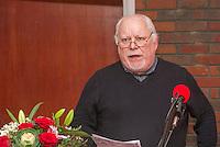 CPGB ML October Revolution Celebration 2016<br /> Gerry Mac Lochiainn Former POW Irish Troubles