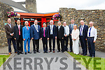 Jiwei Zheng Vice Governor of Zhejiang Province was welcomed by the Mayor of Kerry and the Mayor of Tralee when he officially launched the Chinese Cultural Festival on Saturday