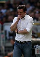 15.04.2018, Wirsol Rhein-Neckar-Arena, Sinsheim, GER, 1.FBL, TSG 1899 Hoffenheim vs Hamburger SV, <br />Trainer Christian Titz (Hamburg) *** Local Caption *** © pixathlon<br /> Contact: +49-40-22 63 02 60 , info@pixathlon.de