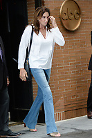 www.acepixs.com<br /> July 14, 2017 New York City<br /> <br /> Caitlyn Jenner at The View on July 14, 2017 in New York City.<br /> <br /> Credit: Kristin Callahan/ACE Pictures<br /> <br /> Tel: (646) 769 0430<br /> e-mail: info@acepixs.com