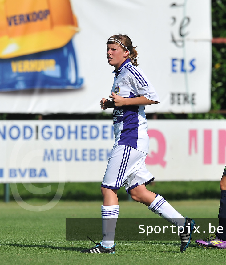 RSC Anderlecht Dames : Laura Deloose.foto DAVID CATRY / Vrouwenteam.be