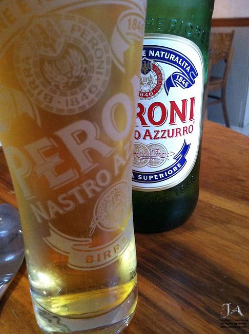 Peroni, Peroni Nastro Azzuro, beer
