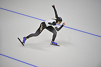 OLYMPIC GAMES: PYEONGCHANG: 14-02-2018, Gangneung Oval, Long Track, 1000m Ladies, Miho Takagi (JPN), ©photo Martin de Jong