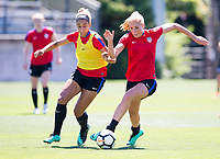 USWNT Training, July 25, 2017