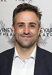 Eric Santagata attends the Opening Night Performance of 'The Beast In The Jungle' at The Vineyard Theatre on May 23, 2018 in New York City.
