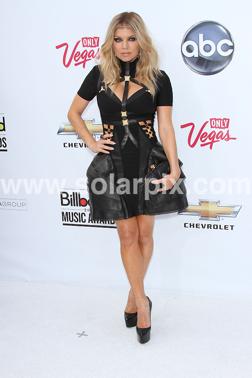 **ALL ROUND PICTURES FROM SOLARPIX.COM**                                             **SYNDICATION RIGHTS FOR UK, AUSTRALIA, DENMARK, PORTUGAL, S. AFRICA, SPAIN & DUBAI (U.A.E) & ASIA (EXCLUDING JAPAN) ONLY**                                                                                  Caption: Arrivals at the 2011 Billboard Music Awards, held at the MGM Grand Garden Arena in Las Vegas, USA. 22 May 2011                                                                              This pic: Fergie                                                                                      JOB REF: 13404 PHZ Evans      DATE: 22_05_2011                                                           **MUST CREDIT SOLARPIX.COM OR DOUBLE FEE WILL BE CHARGED**                                                                      **MUST AGREE FEE BEFORE ONLINE USAGE**                               **CALL US ON: +34 952 811 768 or LOW RATE FROM UK 0844 617 7637**