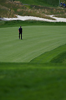 Henrik Stenson (SWE) walking down the 5th fairway during the 3rd round at the PGA Championship 2019, Beth Page Black, New York, USA. 18/05/2019.<br /> Picture Fran Caffrey / Golffile.ie<br /> <br /> All photo usage must carry mandatory copyright credit (© Golffile | Fran Caffrey)