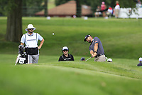 Ryan Moore (USA) chips onto the 2nd green during Sunday's Final Round of the WGC Bridgestone Invitational 2017 held at Firestone Country Club, Akron, USA. 6th August 2017.<br /> Picture: Eoin Clarke | Golffile<br /> <br /> <br /> All photos usage must carry mandatory copyright credit (&copy; Golffile | Eoin Clarke)