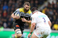Jason Eaton of La Rochelle during the European Champions Cup match between La Rochelle and London Wasps on December 10, 2017 in La Rochelle, France. (Photo by Manuel Blondeau/Icon Sport)