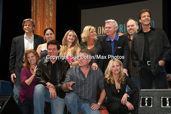 Guiding Light Cast  - So Long Springfield celebrating 7 wonderful decades of Guiding Light Event - come to see fans at Mohegan Sun, Uncasville, Ct on March 7, 2010. (Photo by Sue Coflin/Max Photos)