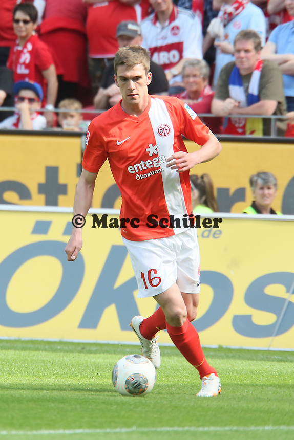 Stefan Bell (Mainz) - 1. FSV Mainz 05 vs. 1. FC Nürnberg, Coface Arena,