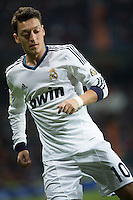 Ozil in action