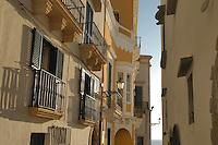 - Puglia, Gallipoli, case nella citt&agrave; vecchia<br /> <br /> - Apulia, Gallipoli, houses in the old city
