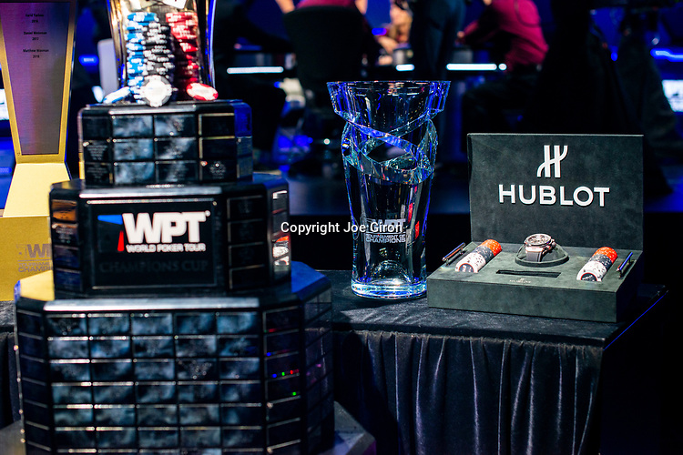 WPT Tournament of Champions Season 2018-2019
