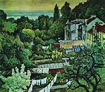 Paul Signac (1863–1935)<br /> Pointillism. landscape.