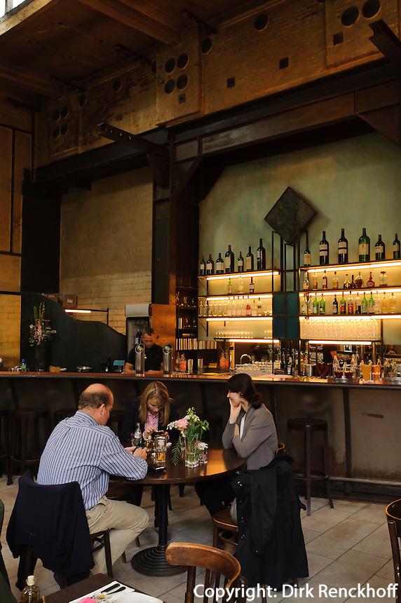 Restaurant Eisenstein,  Friedensallee, Hamburg Ottensen, Deutschland