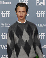 """TORONTO, ONTARIO - SEPTEMBER 08: Ansel Elgort attends """"The Goldfinch"""" press conference during the 2019 Toronto International Film Festival at TIFF Bell Lightbox on September 08, 2019 in Toronto, Canada. <br /> CAP/MPIIS<br /> ©MPIIS/Capital Pictures"""