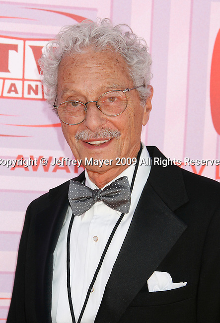 UNIVERSAL CITY, CA. - April 19: Allan Arbus arrives at the 2009 TV Land Awards at the Gibson Amphitheatre on April 19, 2009 in Universal City, California.