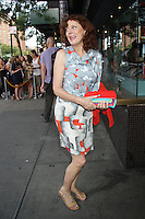 NEW YORK, NY - JULY 25: Susan Sarandon at 'The Campaign' New York Premiere at Sunshine Landmark on July 25, 2012 in New York City. © RW/MediaPunch Inc. /NortePhoto.com<br />