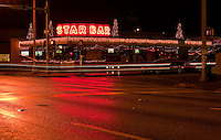 Star Bar is West 6th Street icon in Austin, Texas