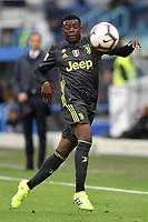 Paolo Gozzi Iweru of Juventus in action <br /> Ferrara 13-4-2019 Stadio Paolo Mazza Football Serie A 2018/2019 SPAL - Juventus <br /> Foto Andrea Staccioli / Insidefoto