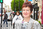 Nora Kelleher, Killarney..Killarney is a lovely shopping town, everything you would want is here.