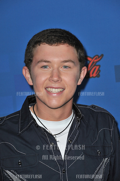 Scotty McCreery at the American Idol Finalists Party at The Grove Los Angeles..March 3, 2011  Los Angeles, CA.Picture: Paul Smith / Featureflash