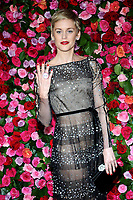 NEW YORK, NY - JUNE 10: Denise Gough attends the 72nd Annual Tony Awards at Radio City Music Hall on June 10, 2018 in New York City.  <br /> CAP/MPI/JP<br /> &copy;JP/MPI/Capital Pictures