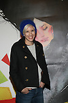 Alex Attends alice+olivia by Stacey Bendet & David Choe Present a Night of Fashion and Art at 450 West 14th Street, NY