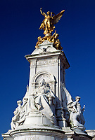 England, London: Victoria Denkmal   United Kingdom, London: Victoria Monument
