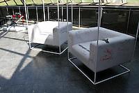 SÃO PAULO,SP,23 AGOSTO 2012 - DESING WEEKEND A cidade de São Paulo  recebe, a partir desta quinta-feira (23), o festival Design Weekend, que tem como objetivo reunir iniciativas culturais ligadas ao design, arquitetura, arte, decoração, urbanismo, inclusão social, negócios e inovação tecnológica. O evento irá até domingo (26), nas estacoes do metro Vila Prudente e Alto do Ipiranga em Sao Paulo. FOTO ALE VIANNA/BRAZIL PHOTO PRESS.