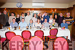 +++Reproduction Free+++<br /> Celebrating her 40th Birthday was Helen Griffin from Duagh, pictured here center with family and friends last Saturday night in Leen's Hotel, Abbeyfeale.