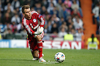Schalke´s German goalkeeper Timon Wellenreuther