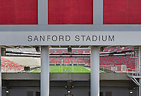 Sanford Stadium on the campus of the University of Georgia campus, Athens, Georgia, USA