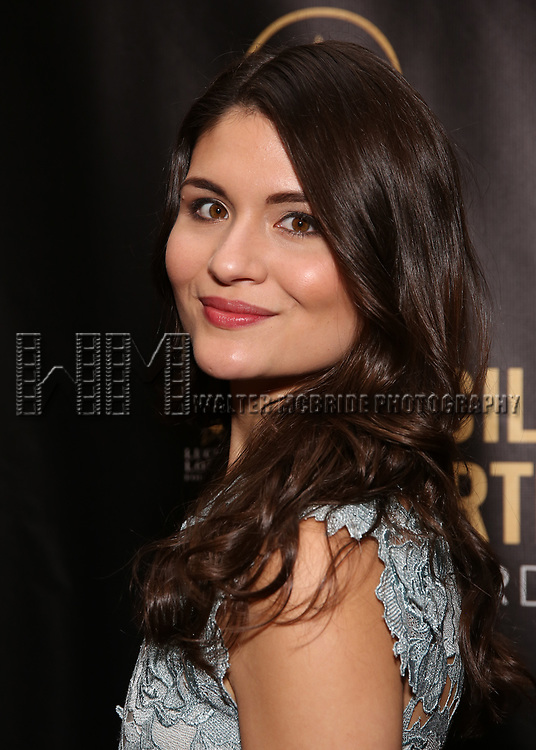 Phillipa Soo  attends 32nd Annual Lucille Lortel Awards at NYU Skirball Center on May 7, 2017 in New York City.