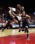 Rutgers Women's Basketball vs Michigan State on Sunday Feb. 4, 2018 at the RAC in Piscataway.<br /> (MARK R. SULLIVAN / markrsullivan.com)