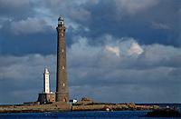 Europe/France/Bretagne/29/Finistère/Ile Vierge: le phare